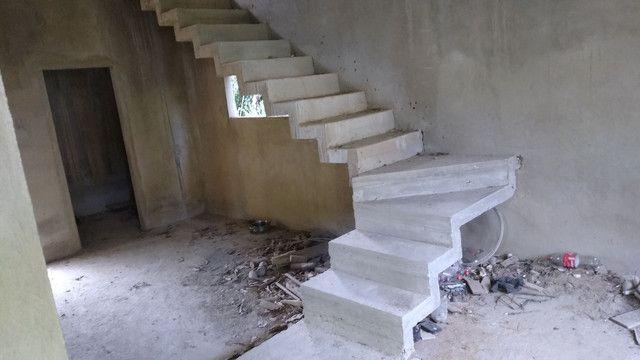 Escadas  de concreto  - Foto 4