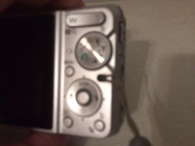 Câmera fotográfica digital Sony Cyber Shot 7.2 Mb