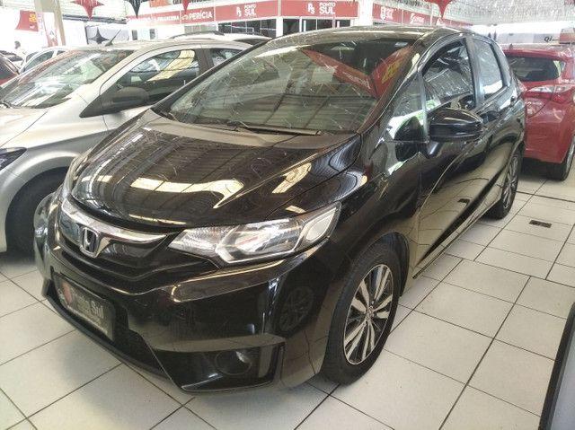 ML- Honda Fit EX 1.5 2015 Automática! - Foto 2