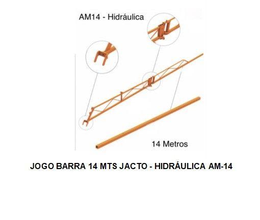 Jogo Barra para Pulverização Jacto - Foto 2