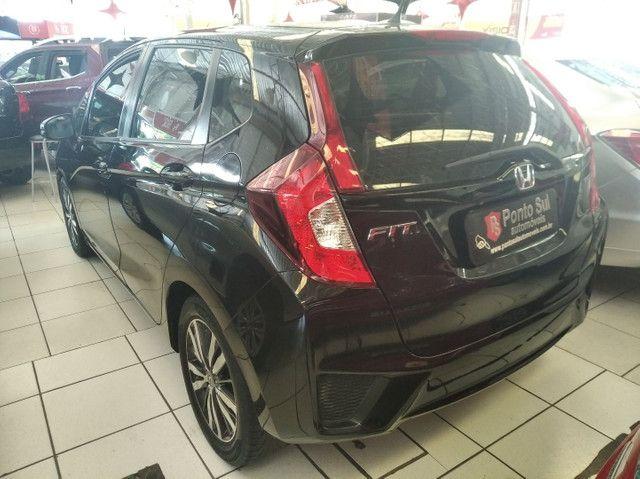 ML- Honda Fit EX 1.5 2015 Automática! - Foto 5