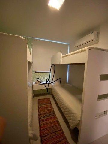 Apartamento para venda com 62 metros quadrados com 2 quartos em Muro Alto - Ipojuca - PE - Foto 2