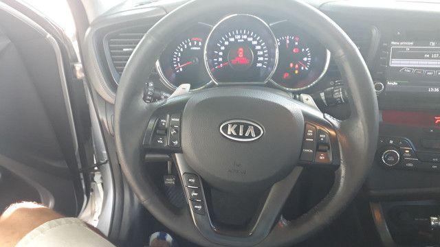 Kia Optima EX 2.4 2012/2013 - Foto 16
