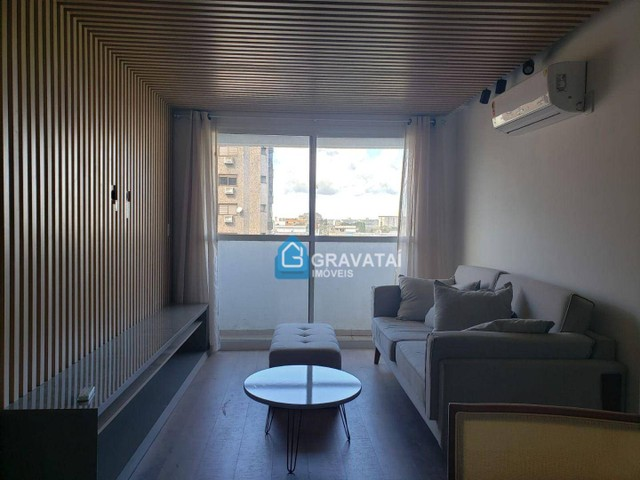 Apartamento com 2 dormitórios para alugar, 85 m² por R$ 2.200/ano - Centro - Gravataí/RS - Foto 4