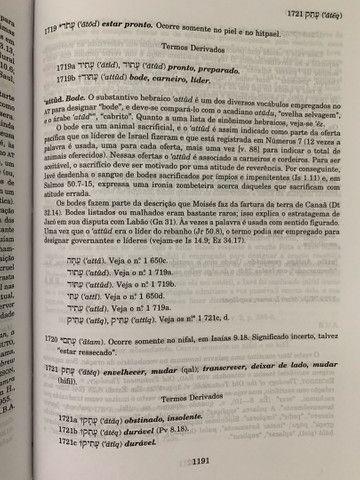 Dicionário Internacional De Teologia Do Antigo Testamento - Foto 3