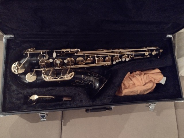 Saxofone Tenor Conductor Custom by Ivan Meyer - Foto 6