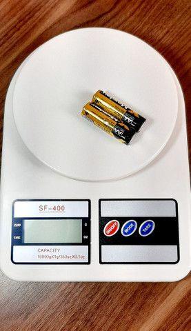 Balança Digital De Precisão Cozinha 10kg Nutrição E Dieta<br><br><br> - Foto 2