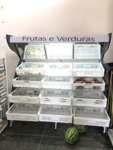 Expositor de verduras(verdurão) - Foto 3