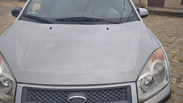 Ford fiesta sedan - Foto 16