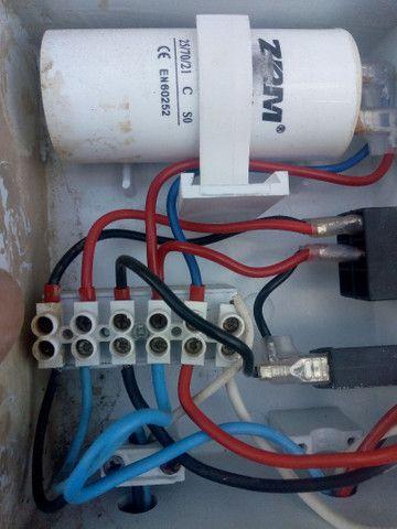 Eletrica é hidraulica