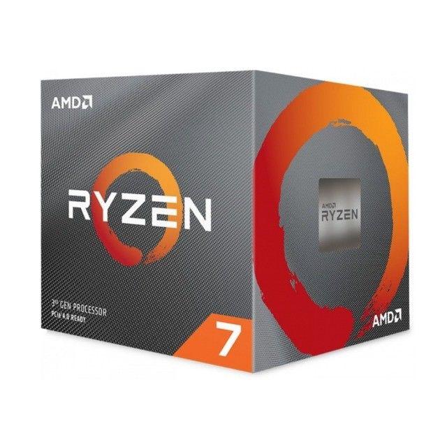 PC Gamer Ultra - Ryzen 7 3800X, 32gb ram, RTX 3060 12gb, SSD nvme 1T - Novo ! - Foto 2