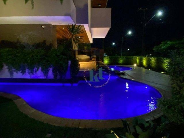 Casa com 4 dormitórios à venda, 538 m² por R$ 3.500.000,00 - Portal do Sol - João Pessoa/P - Foto 8