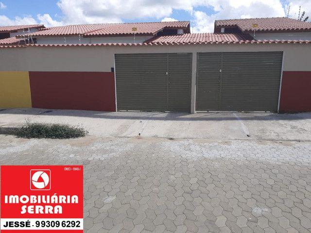 JES 065. Vendo casa nova em Residencial Centro da Serra com 70M² - Foto 7