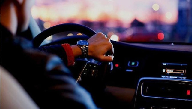 Vaga para motorista de carro