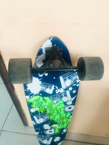 Longboard Skate - Foto 3