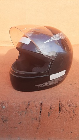 2 capacetes + 2 capas (gratuito) - Foto 11