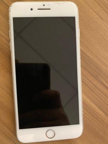 iPhone 8 Plus branco  - Foto 2