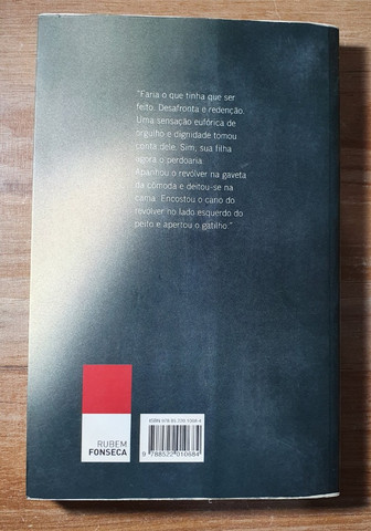 Livro Agosto | Rubem Fonseca - Foto 2