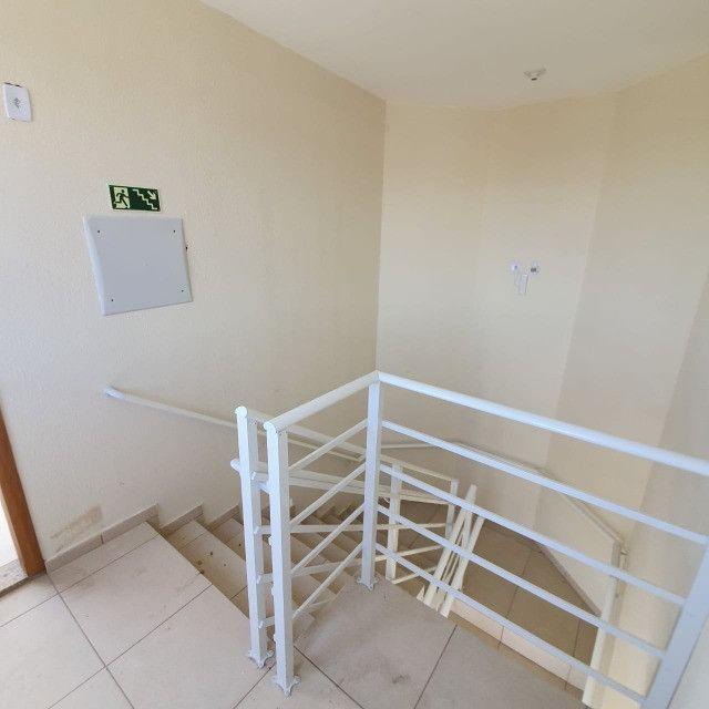 Apartamento novo 2º andar 2 quartos perto da praia em Barra Velha - Foto 15