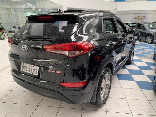 Hyundai Tucson 1.6 GLS Turbo 2018 - Foto 4