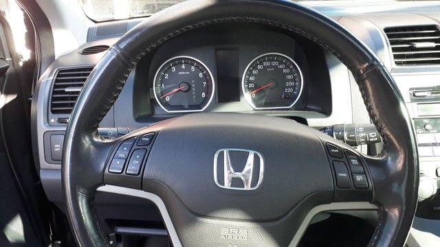 Honda CRV Exl Completa Teto Solar AWD - Foto 10