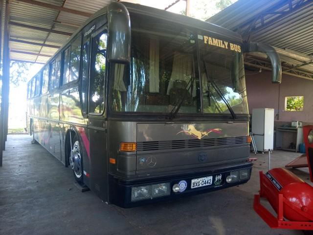 Onibus rodoviario marcopolo 91 novo - Foto 13