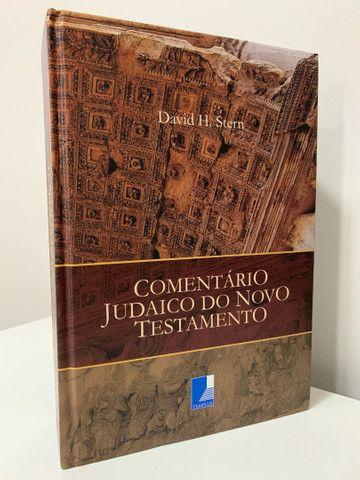 Comentário Judaico Do Novo Testamento - DAVID H. STERN