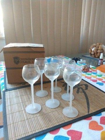 Taças de cristal legítimo - Foto 3