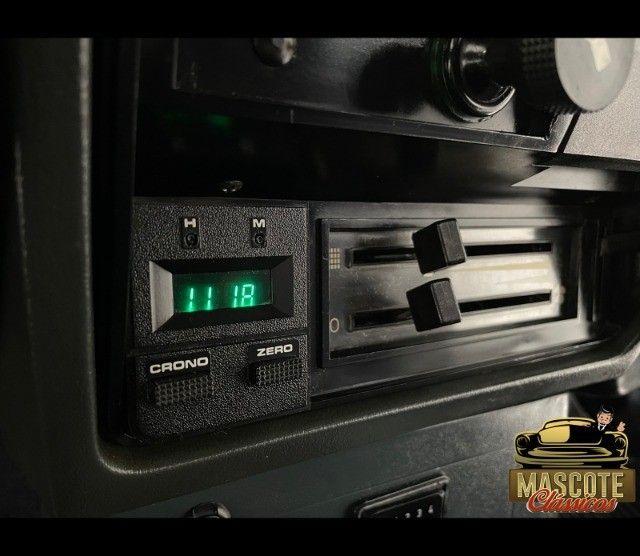Caravan comodoro 2.5 1989 *top*completa*financio direto**linda** - Foto 5