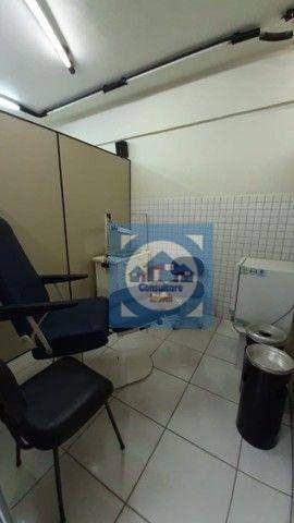 Sala para alugar, 46 m² por R$ 1.600,00/mês - Encruzilhada - Santos/SP - Foto 17