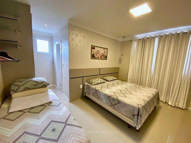 Apartamento Mobiliado de 3 Suítes na Barra Norte em Balneário Camboriú - Foto 9