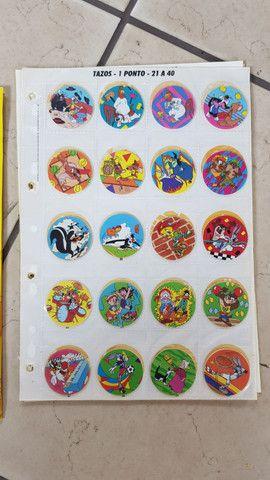 Coleção tazo Looney Tunes - Foto 3