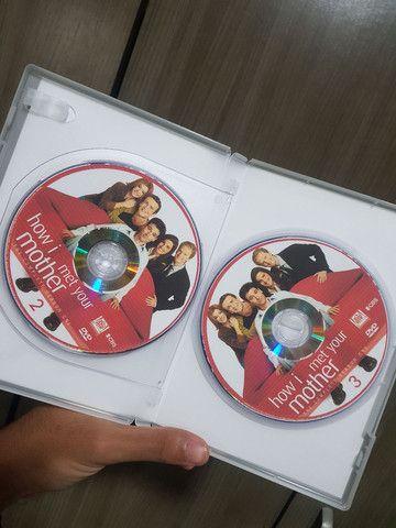 9 TEMPORADAS DE HOW I MET YOU MOTHER EM DVD - Foto 3
