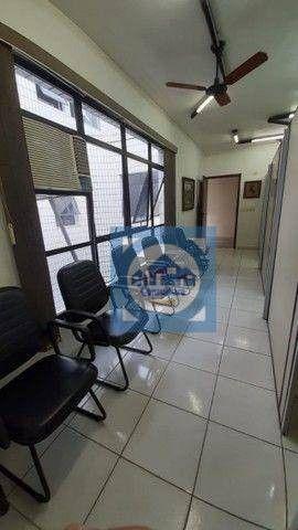 Sala para alugar, 46 m² por R$ 1.600,00/mês - Encruzilhada - Santos/SP - Foto 10