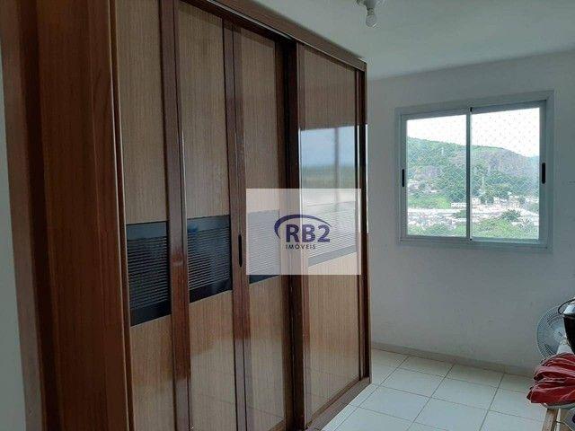 Apartamento com 3 dormitórios à venda, 79 m² por R$ 370.000,00 - Centro - Niterói/RJ - Foto 13