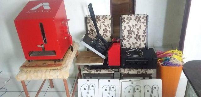 Máquina de fazer sandálias  - Foto 2