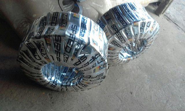 RODA SPEED MAX 10 FUROS 275 NOVAS - Foto 4