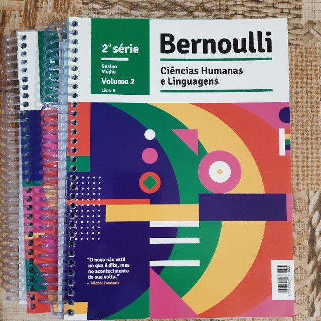 Apostilas Bernoulli - 2° ano - ensino médio - Foto 4