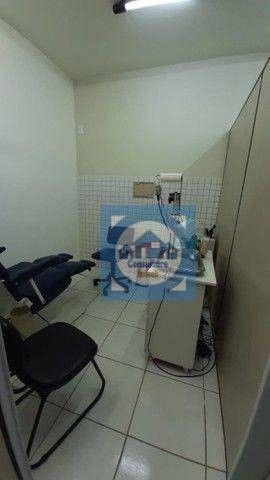 Sala para alugar, 46 m² por R$ 1.600,00/mês - Encruzilhada - Santos/SP - Foto 2