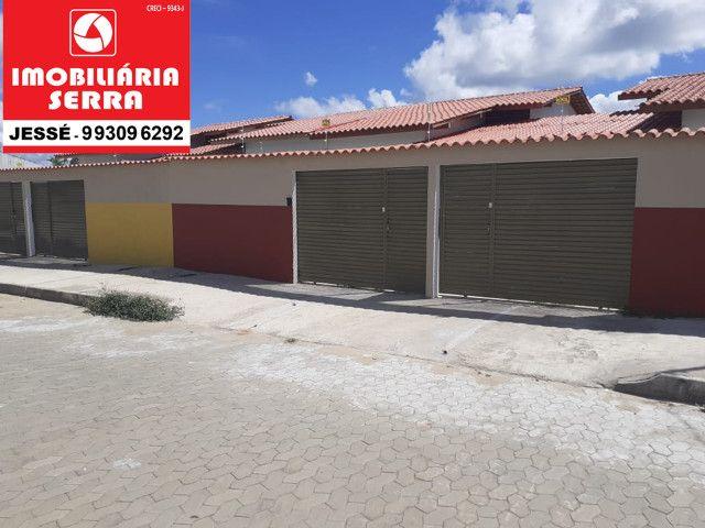 JES 065. Vendo casa nova em Residencial Centro da Serra com 70M² - Foto 9