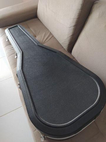 Guitarra Semi-acustica Ibanez AF75 + Case - Foto 6