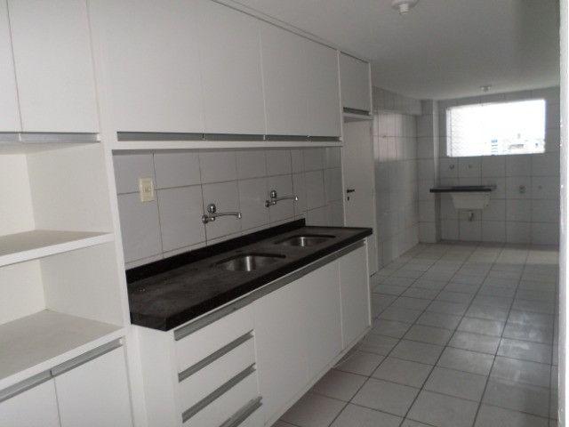 AL16 Apartamento 3 Quartos, 2 Suítes+Dependência, Varanda, 4 Wc, 2 Vagas, 100m² Boa Viagem - Foto 9