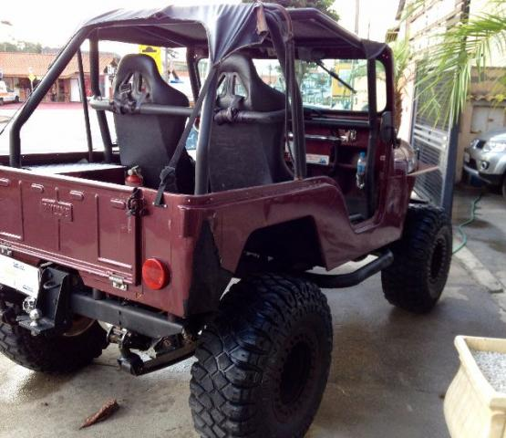Ford Jeep Willys Motor Ap 2.0 Turbo, 1960