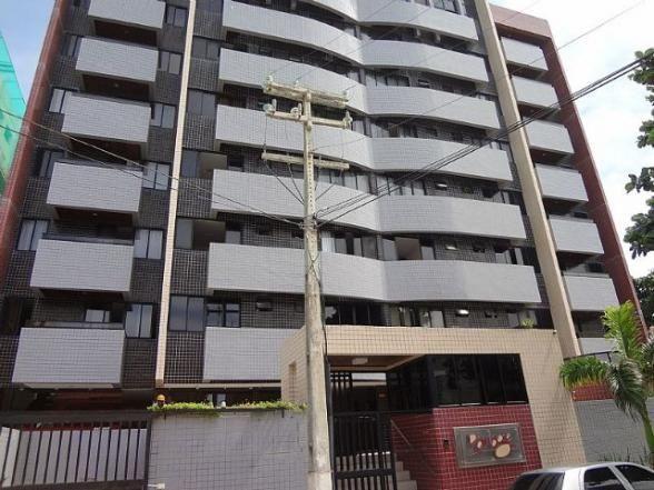 Apartamento Duplex no bairro da Cruz das Almas - ED. Ramage