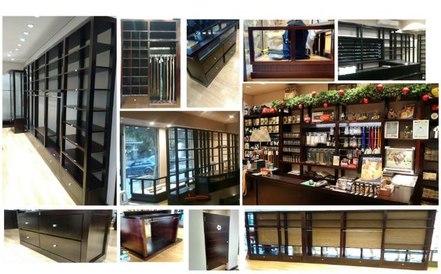 Mobiliário estilo Inglês para loja/pub/livraria/escola, parcelado! - Foto 2