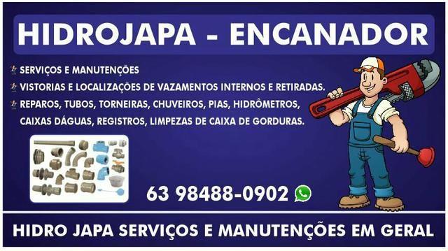 Eletricista#encanador (63)992450680 japa