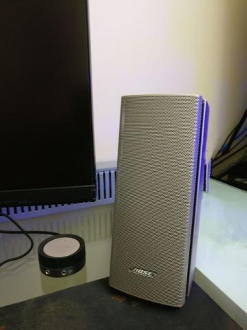Caixa De Som Bose Companion 20 Alto-falante Multimídia
