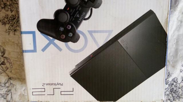 PlayStation 2 conservadissimo.