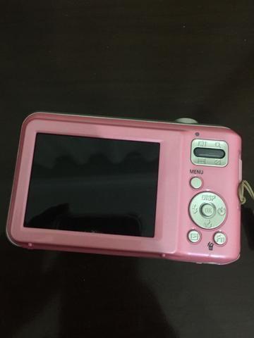Câmera samsung usada