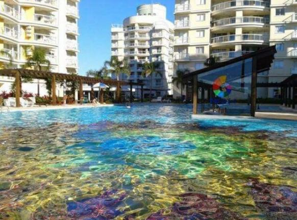 Belíssimo Apartamento Nautilus Home Club em Penha SC
